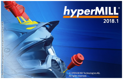 Download hyperMILL 2018.1 Multilanguage x64 full license 100% working