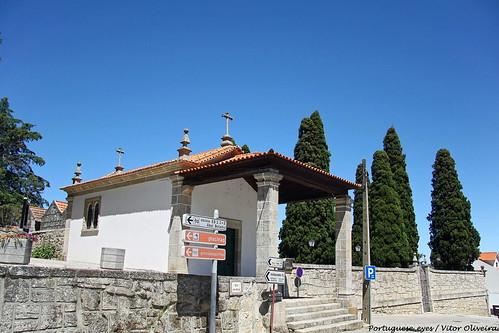 Capela de Santa Bárbara - Tabuaço - Portugal 🇵🇹