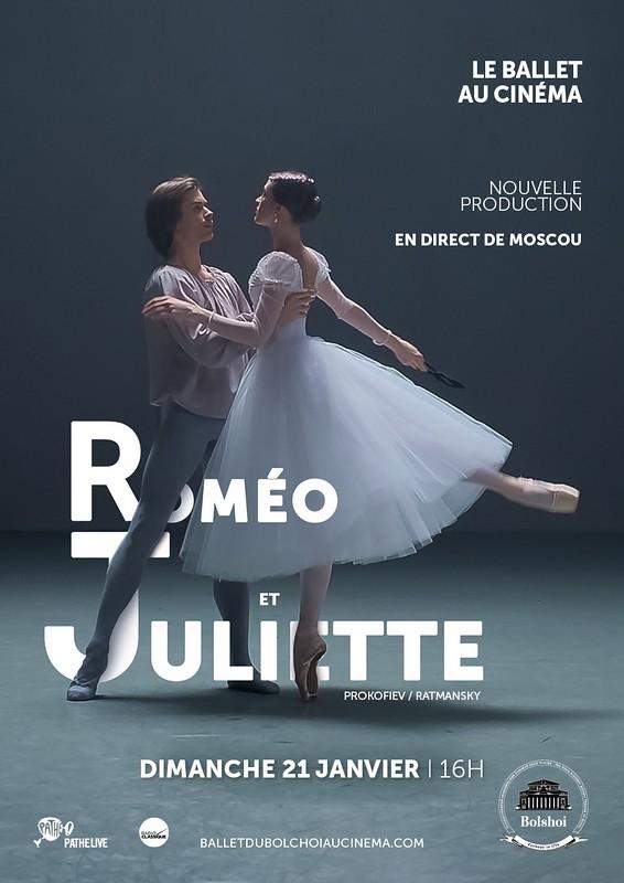 莫大新戏RJ一月要影院直播 - Enya - Enya的芭蕾世界