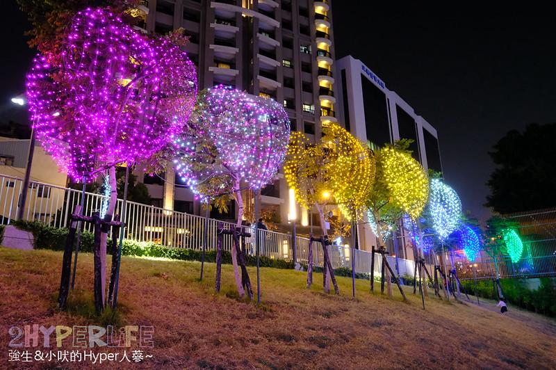 愛上柳川-冬季戀曲 創意藝術光景展覽 (13)