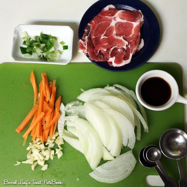 洋蔥炒豬肉_大成桐德黑豚 pork-with-onion (1)