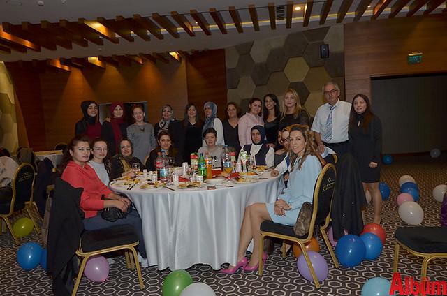 Ayşegül Abla Kreş ve Gündüz Bakım Evi yeni yıl kutlaması -4