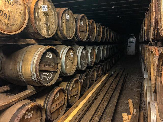 Warehouse @ Bruichladdich Distillery