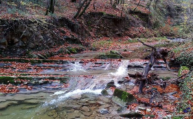 Camino Real de las Enderrozas y cascada de Irús (19)
