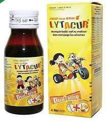 LYTACUR SYR 60ML