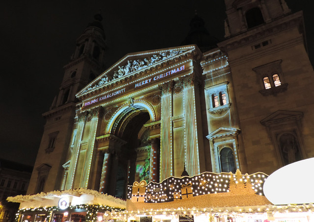 Our Best Christmas Market Moments: Budapest