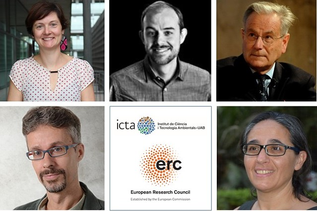 ICTA-UAB- ERC 2015-2017
