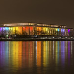Kennedy Center Lights