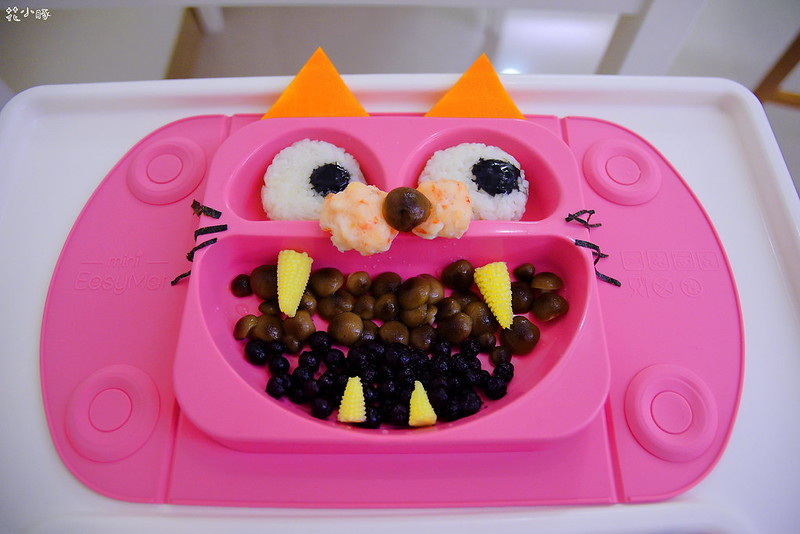 easymat餐盤防拔嬰兒餐具吸盤嬰兒餐具推薦嬰兒副食品餐具推薦EasyMat防滑矽膠餐盤 (20)