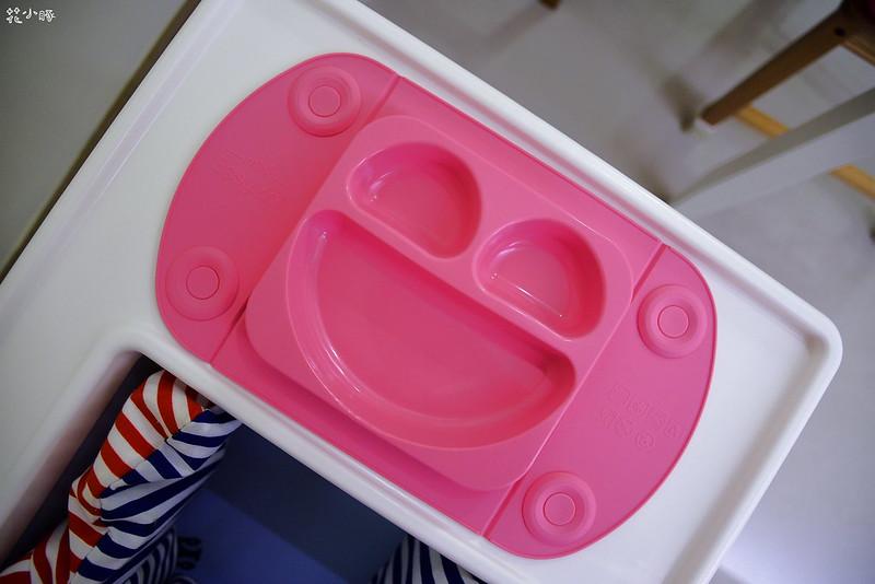 easymat餐盤防拔嬰兒餐具吸盤嬰兒餐具推薦嬰兒副食品餐具推薦EasyMat防滑矽膠餐盤 (18)