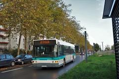Heuliez Bus GX 317 n°4024  -  Rennes, STAR - Photo of Bourgbarré