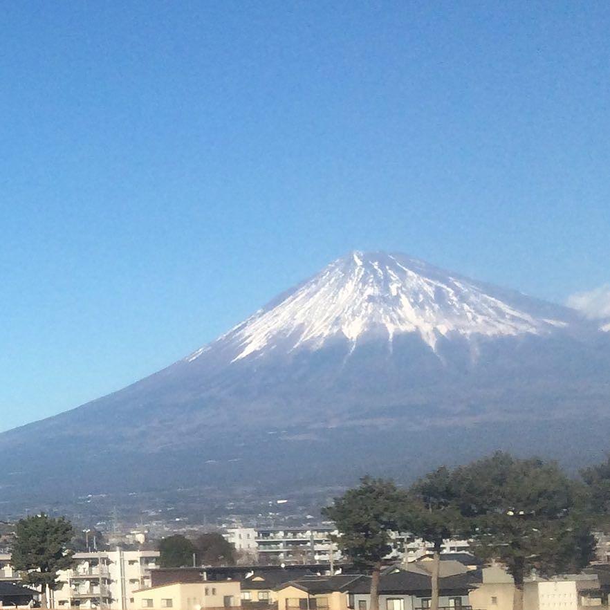 #今日の富士山