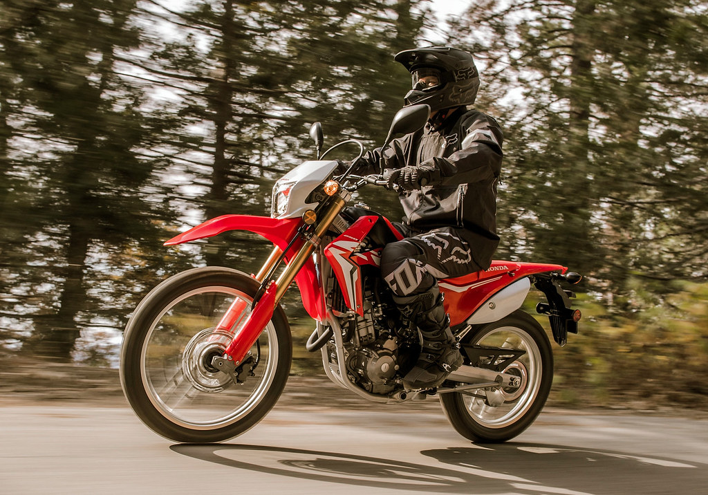 Honda CRF 250 L 2018 - 4