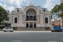 Opera of Ho Chi Minh city