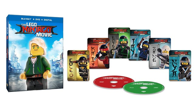 The LEGO Ninjago Movie już na Blu-Ray 2