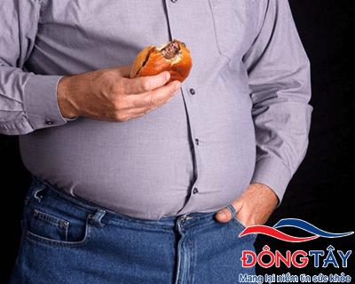 Những người thừa cân béo phì là đối tượng nguy cơ cao bị rung nhĩ