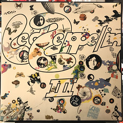 LED ZEPPELIN:LED ZEPPELIN III(JACKET A)
