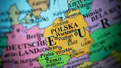 На карті Польщі з'явилося сім нових міст