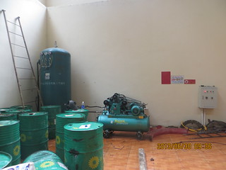 air compressor~hydroelectric power plant