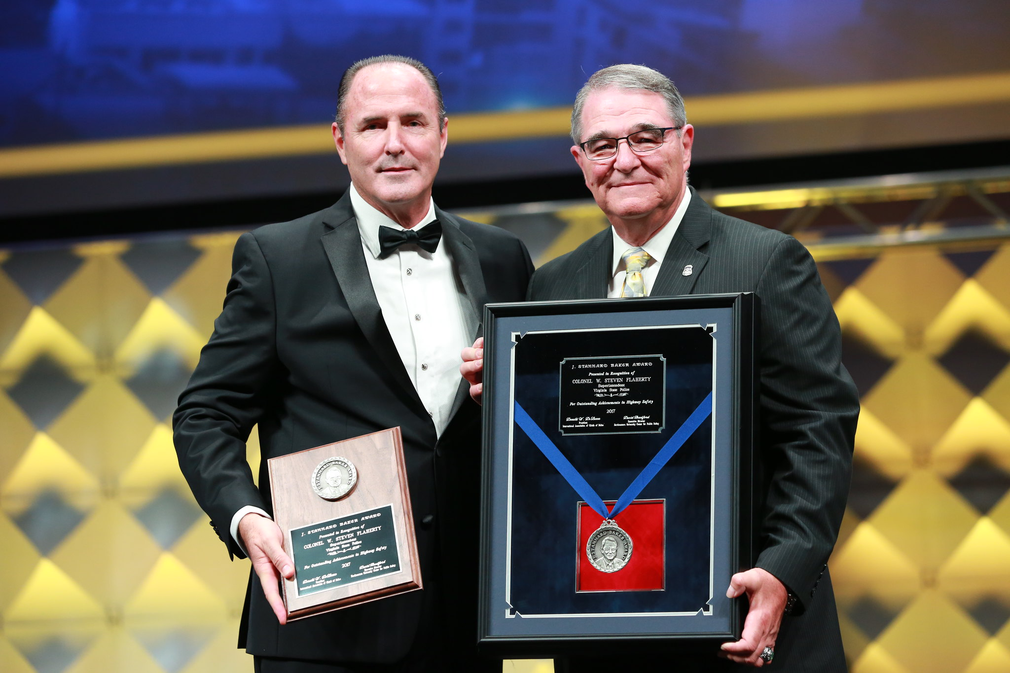 IACP J. Stannard Baker Leadership in Highway Safety Award - W. Steven Flaherty