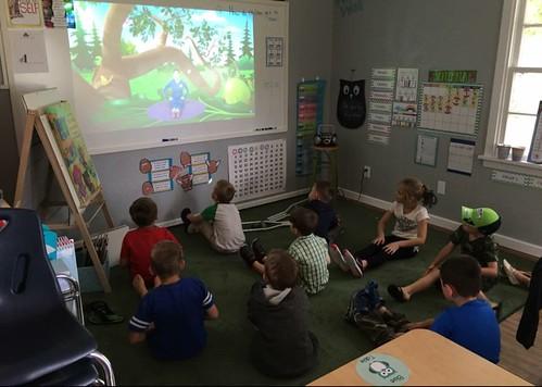 Kindergarten Environment