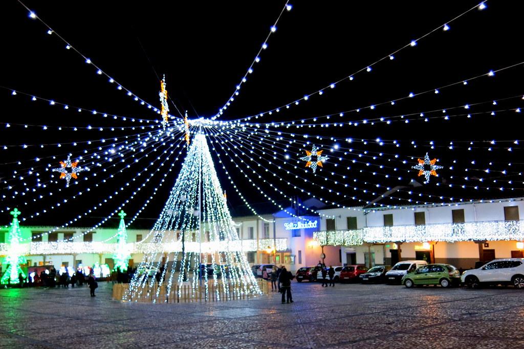 Valdemoro, iluminación navideña