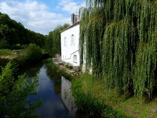 La Rochebeaucourt-et-Argentine - La Maison Du Pont