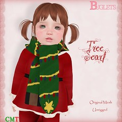 Tree Scarf AD
