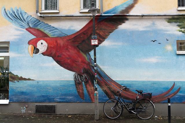 Meandering Östliche Vorstadt - Bremen