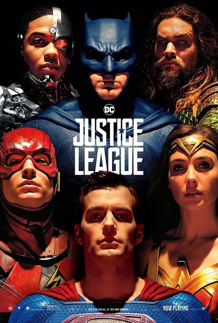 (2017) Justice League