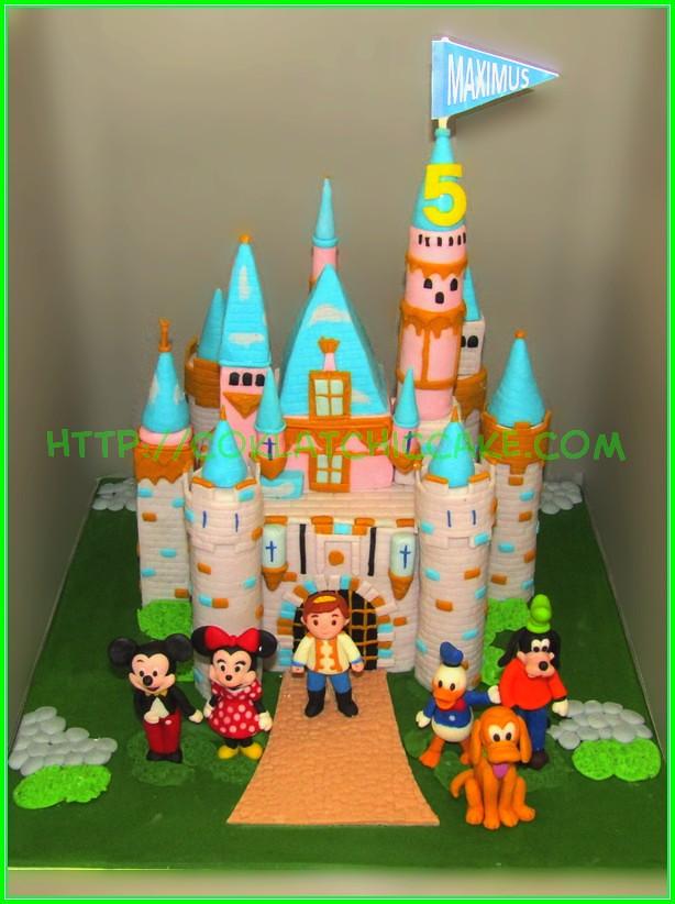 Cake Castle MAXIMUS