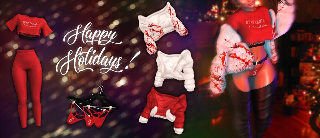 Happy Holidays! - TeleportHub.com Live!