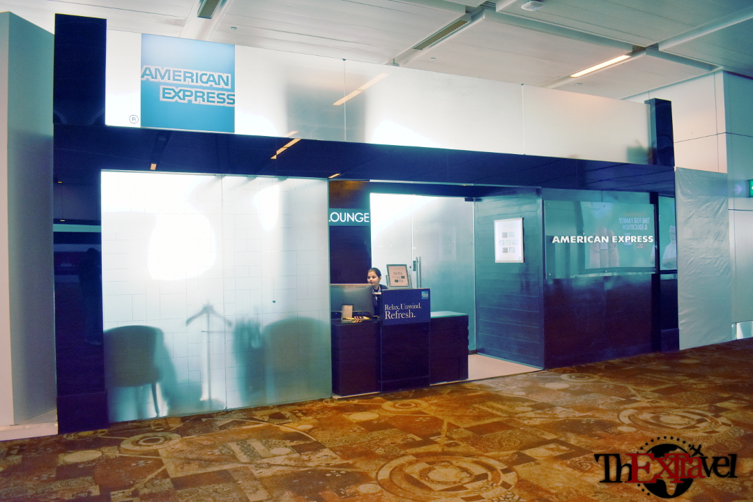 American Express Lounge – Delhi