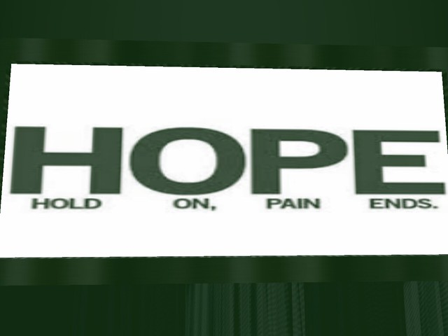 New Life Christian Fellowship Church - Hold On, Pain Ends