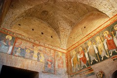 Basílica de San Pablo Extramuros (Roma, Italia, 14-10-2017)