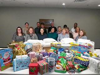 Missouri Regional Office Personnel Club concludes a busy year of giving and teambuilding