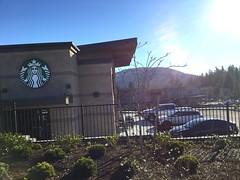 Starbucks and Starbucks