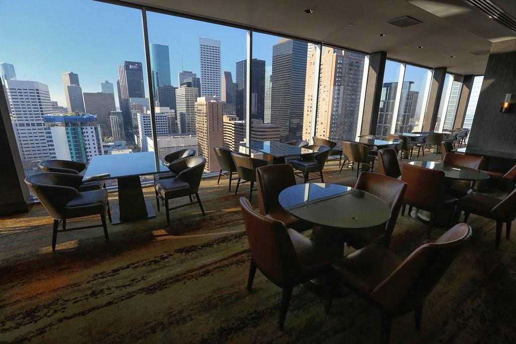 Hilton Americas Executive Lounge 7
