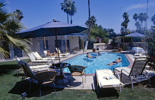 Palm Springs Resort - Ektachrome