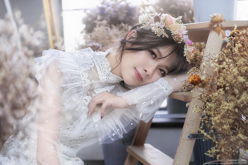 [古董婚紗] 陳沛醇