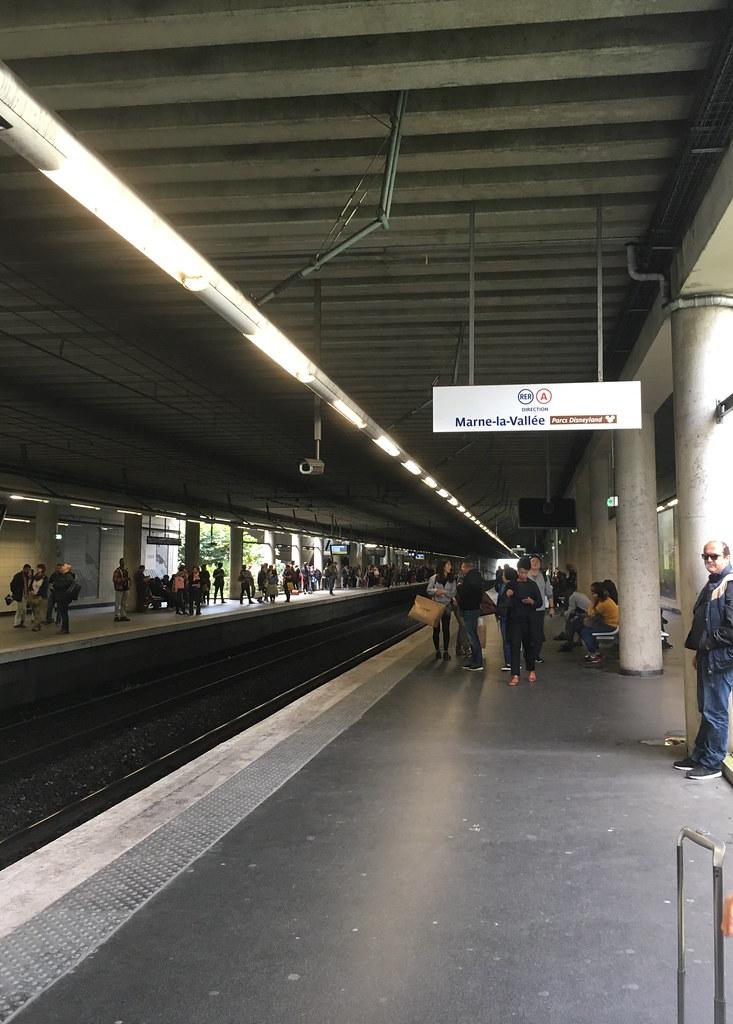 RER platform