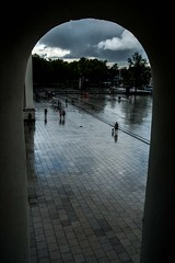 After the rain, Vilnius, Lithuania
