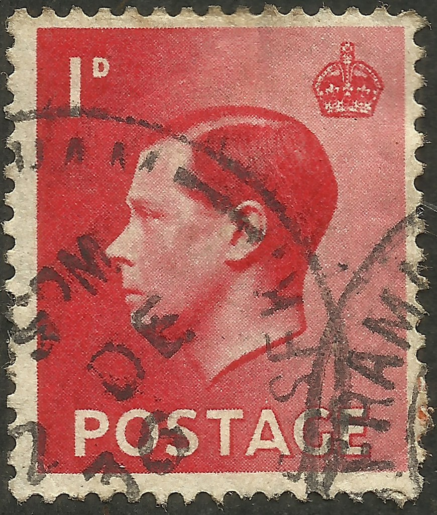 Great Britain - Scott #231 (1936)