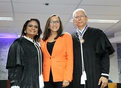 Posse do Des. Cleones Cunha e do juiz Júlio Praseres