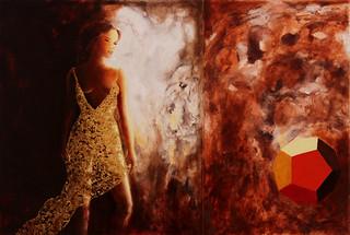 "Thu, 02/19/2015 - 13:50 - Michael Price's ""Otherworldliness"" painting"