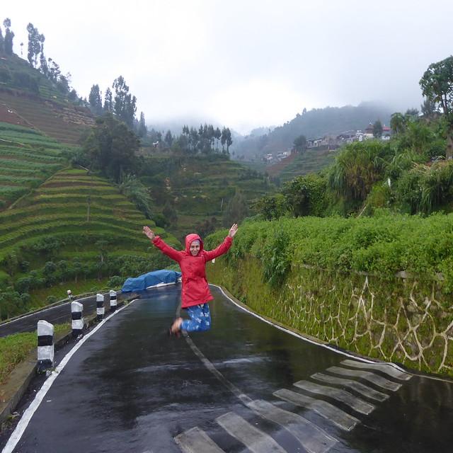 Dieng - Indonesien 2017 / 2018