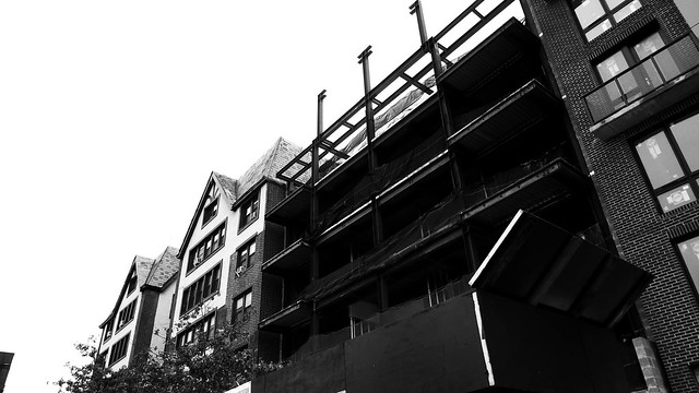 Apartment Bldg Construction 1