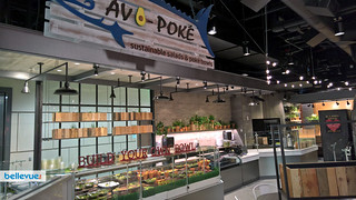 Avo-Poke at Lincoln Square South Food Hall | Bellevue.com
