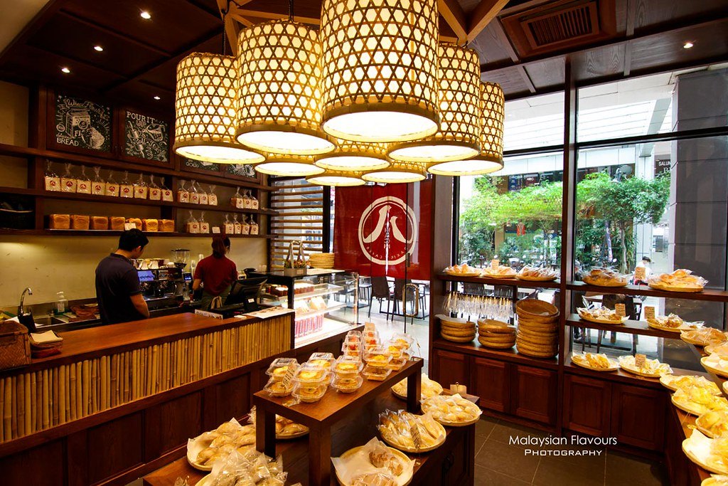 Hachi Bakery Cafe, Plaza Damas KL : Brunch with Japanese Toast & Bread Malaysian Flavours
