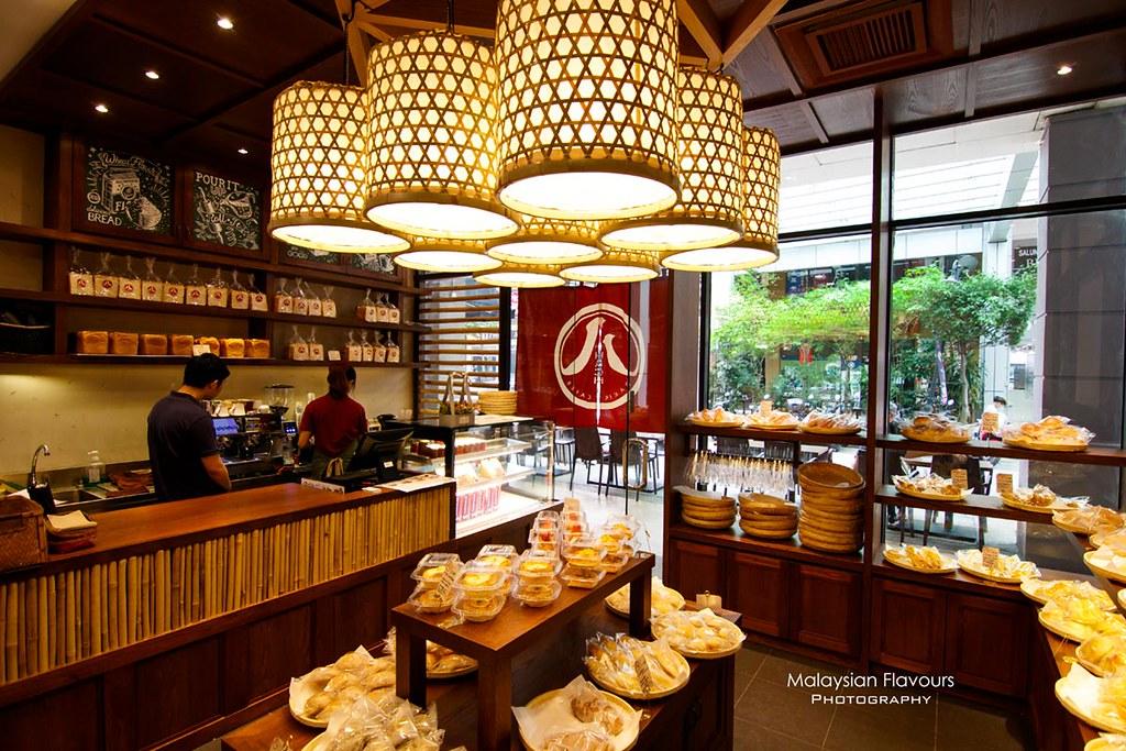 Hachi Bakery Cafe Plaza Damas Kl Brunch With Japanese